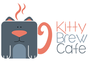 Kitty Brew Cafe Mobile Retina Logo